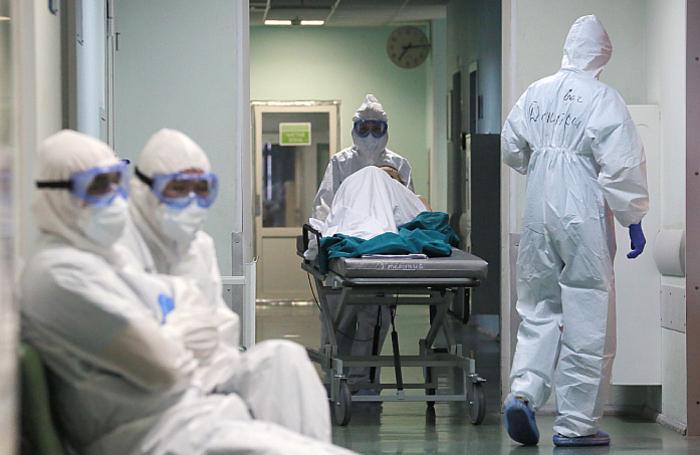Өткөн суткада коронавирустан 55 жаштагы эркек киши каза болду