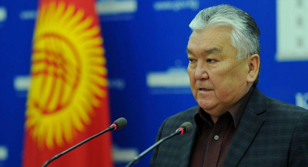 Саламаттык сактоо министри Сабиржан Абдикаримов кызматтан кетти. Анын ордуна ким болот?
