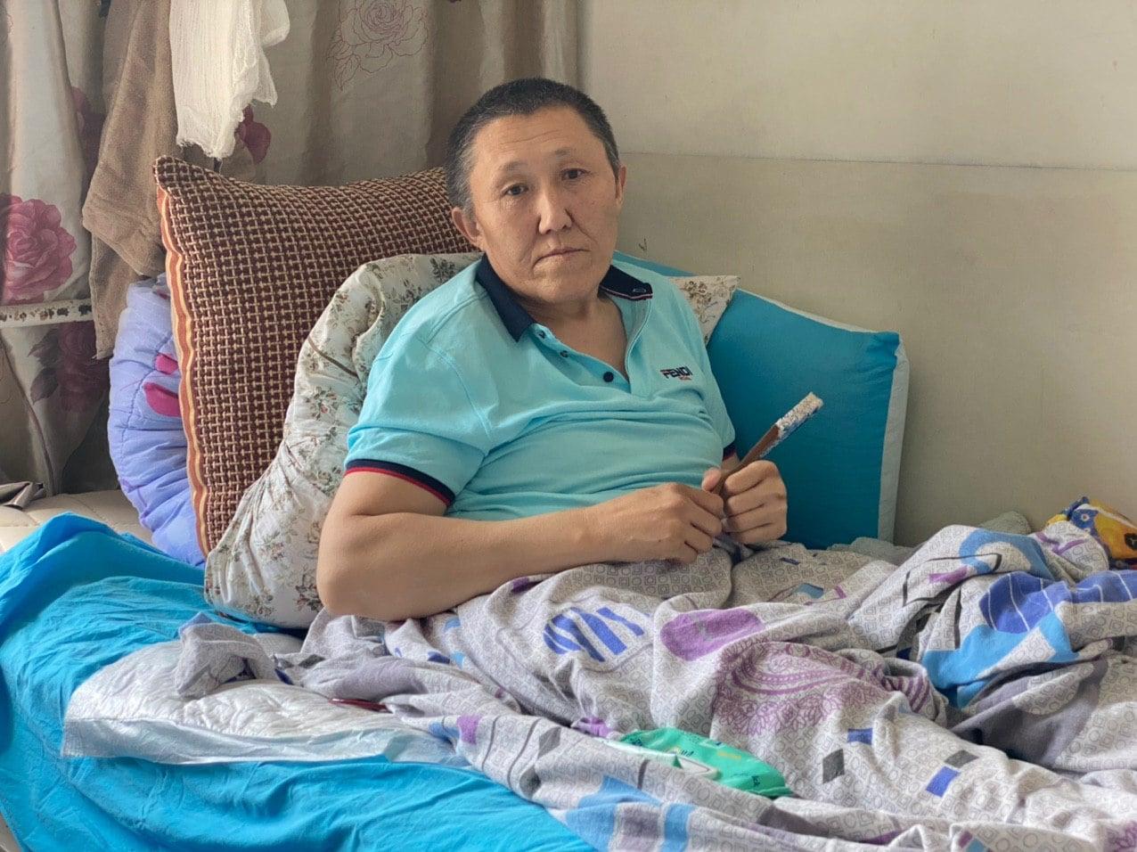 Ырчы Малик Аликеевге эки жолу операция жасалды – сүрөт