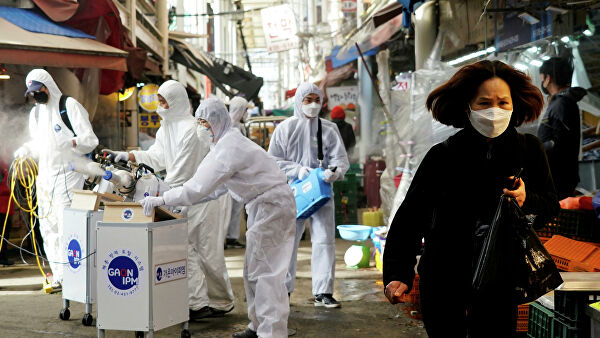 Түндүк Кореяда коронавирус жуккан алгачкы учур катталды
