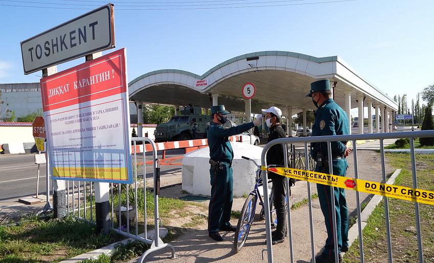 Өзбекстан 15-августка чейин карантиндик чектөөлөрдү узартты