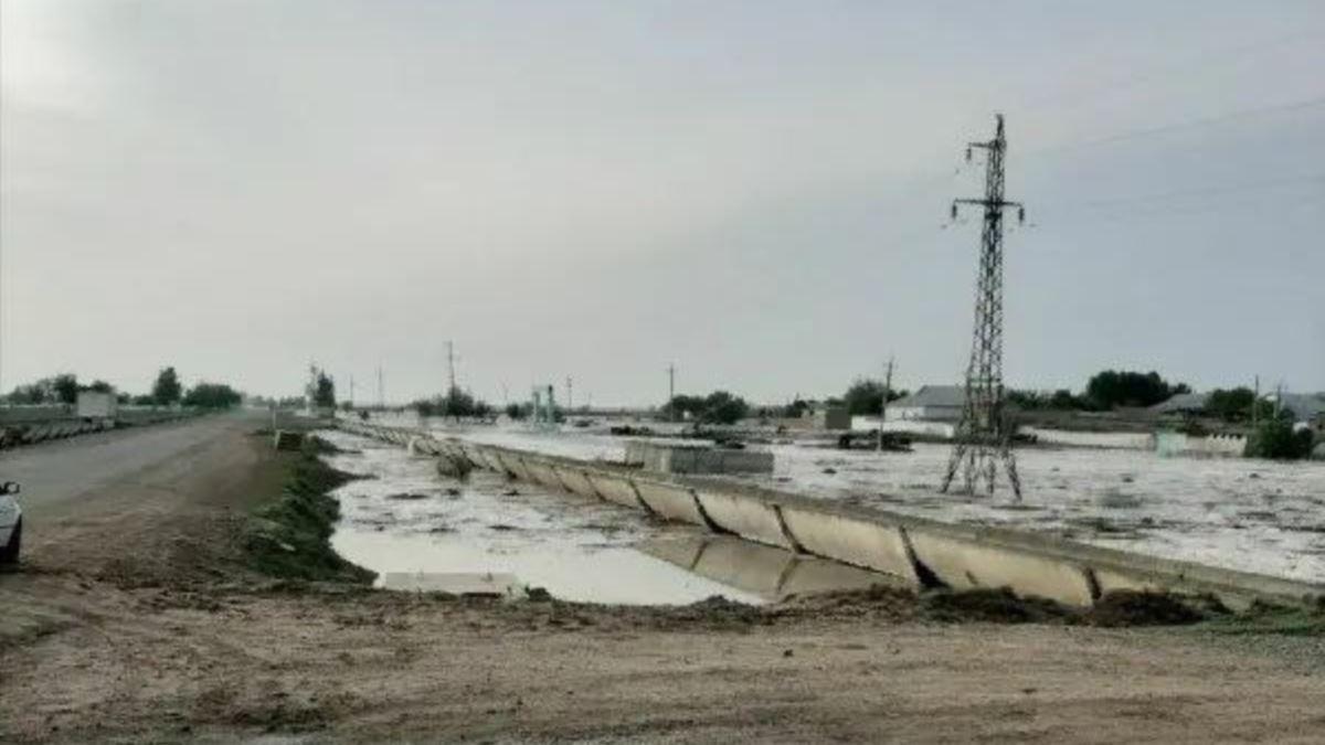 Сардоба дамбасындагы кырсыкка байланыштуу 9 адам кармалды