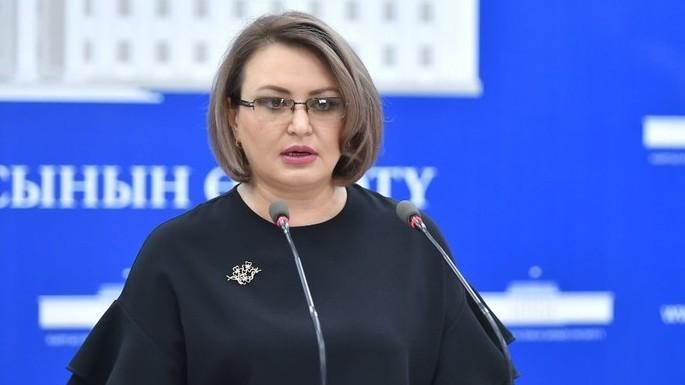 Бишкектин вице-мэри Татьяна Кузнецова кызматтан кетти