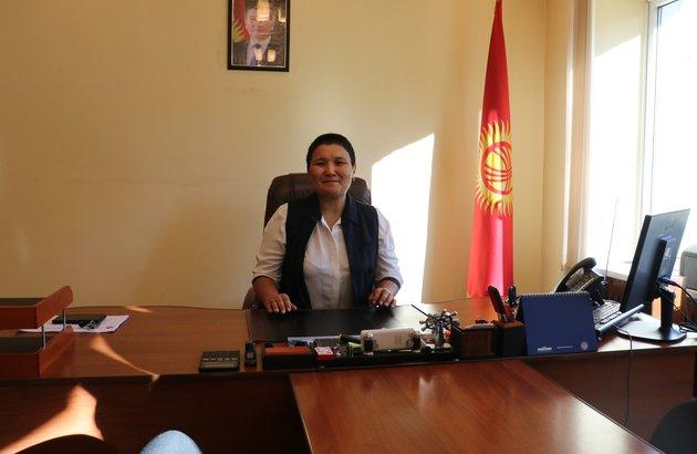Рита Карасартова мамлекеттик кызматтан кетүү тууралуу арыз жазды