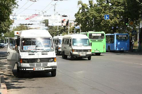 Бишкекте Курман айт күнү коомдук транспорттор токтотулбайт