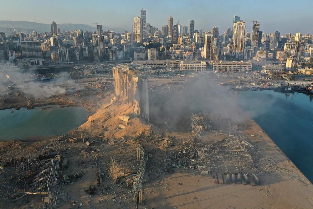 Бейруттагы жарылуу: каза болгондордун саны 149 адамга жетти – сүрөт