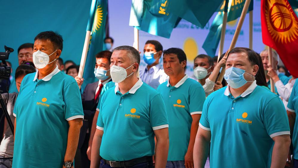 Канат Исаев: «Кыргызстан» партиясы БШКнын чечиминин үстүнөн сотко кайрылып, адилеттүүлүк издейбиз