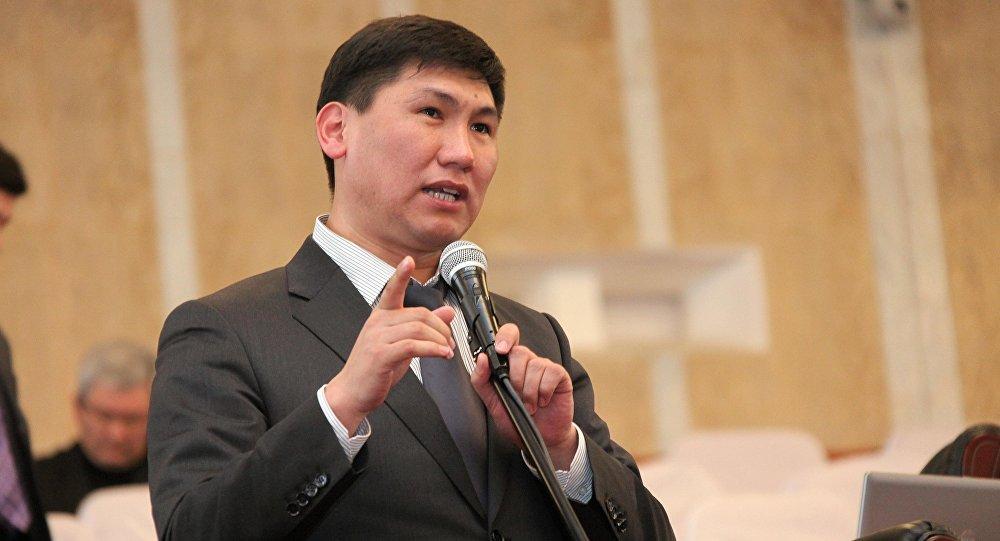 Улукбек Кочкоров министрлик кызматтан кетти