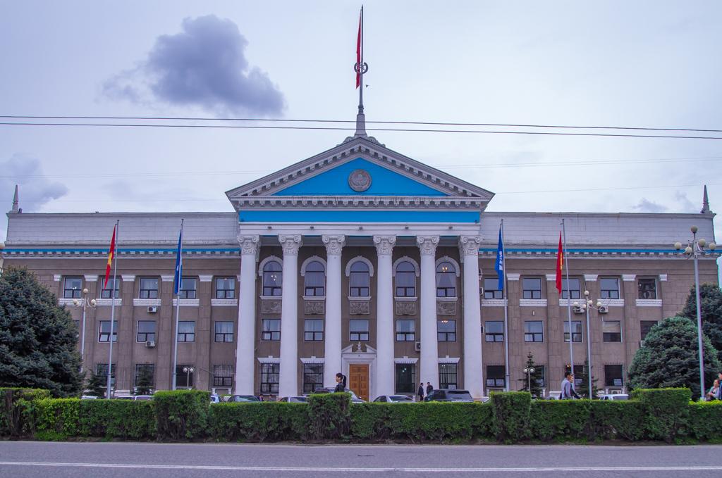Бишкек мэриясында кадрдык алмашуулар болду