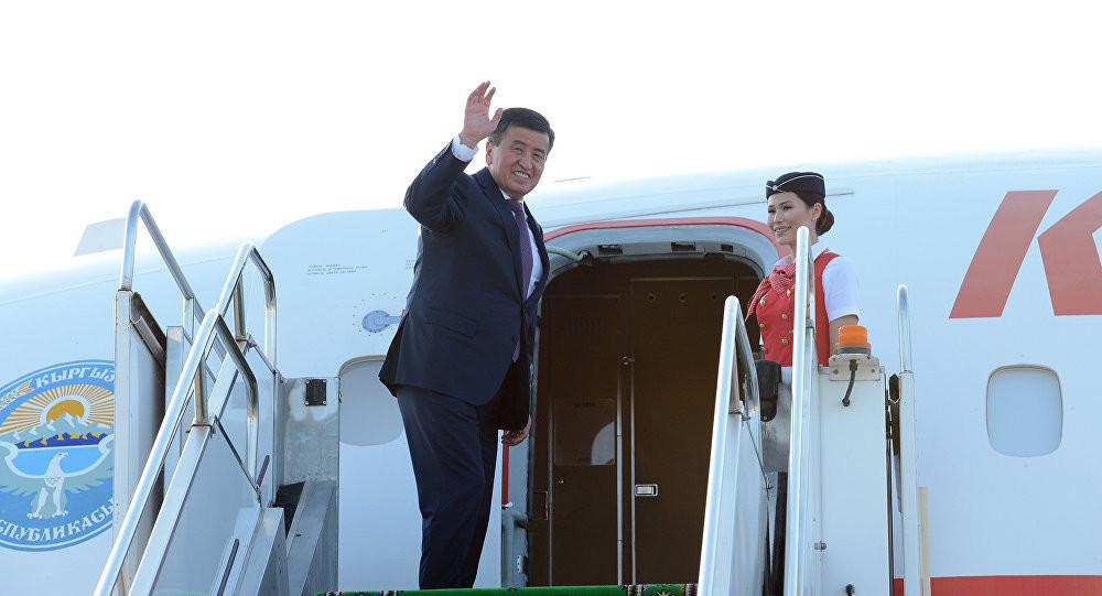 Президент Баткен, Жалал-Абад жана Ош облустарына барат