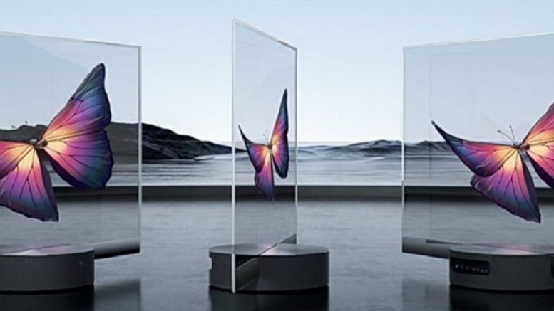 Xiaomi компаниясы дүйнөдөгү биринчи тунук сыналгыны сатыкка чыгарды