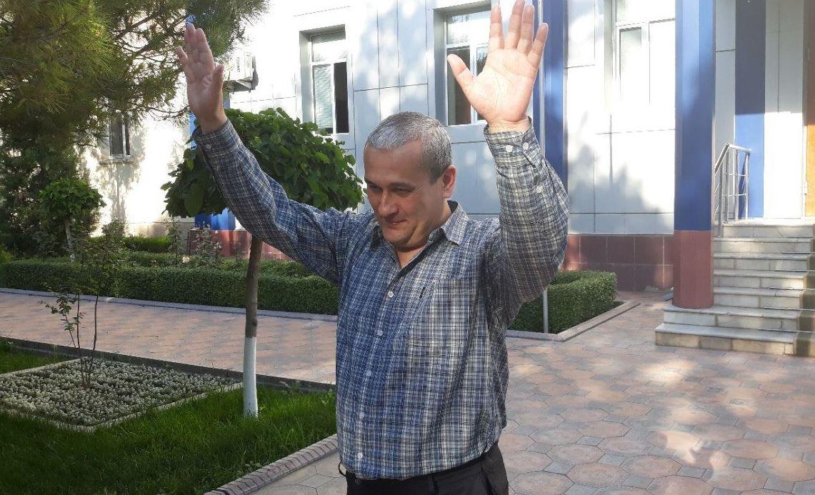 Бишкекте өзбекстандык журналист Бобомурод Абдуллаев кармалды