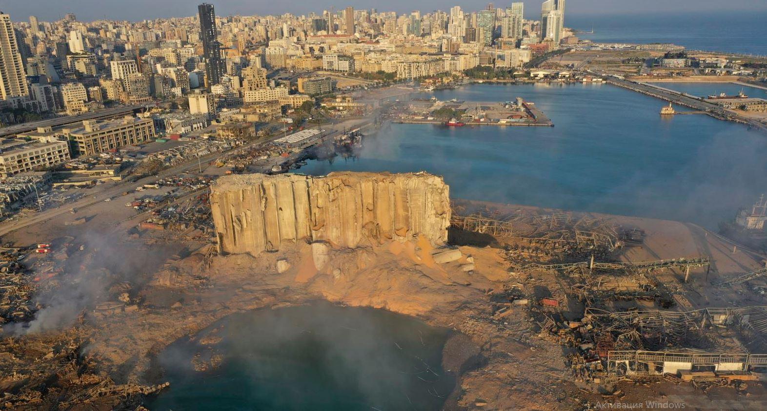 Бейрут портунун жетекчилиги үй камагына алынды