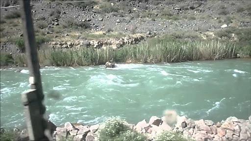 Чу дарыясына чөгүп кеткен 7 жаштагы бала табыла элек
