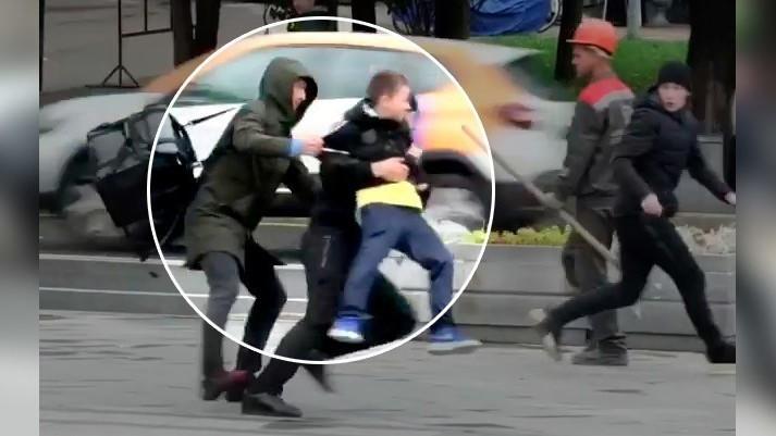 Блогердин тамашалуу тасмасына кабылган кыргыз мигрант көрүүчүлөрдү суктантты, — видео