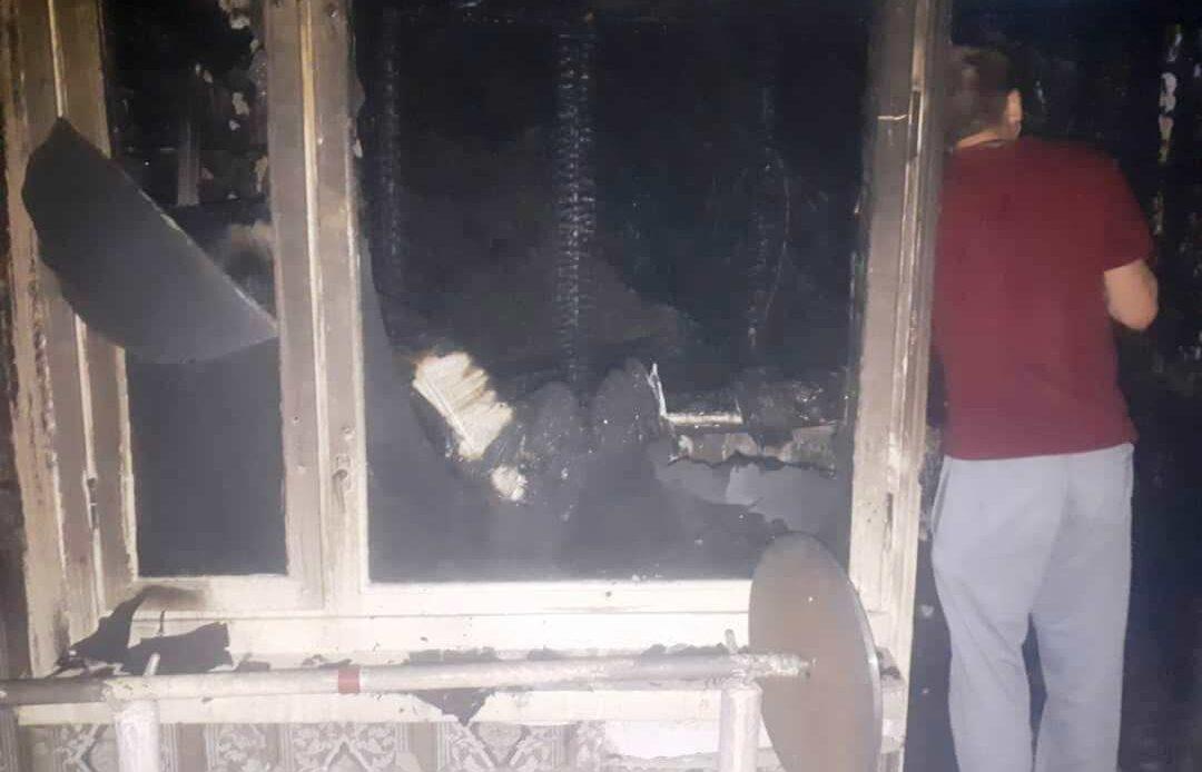 Аламүдүн-1де өрт кырсыгынан 71 жаштагы адам оор жаракат алды — сүрөттөр