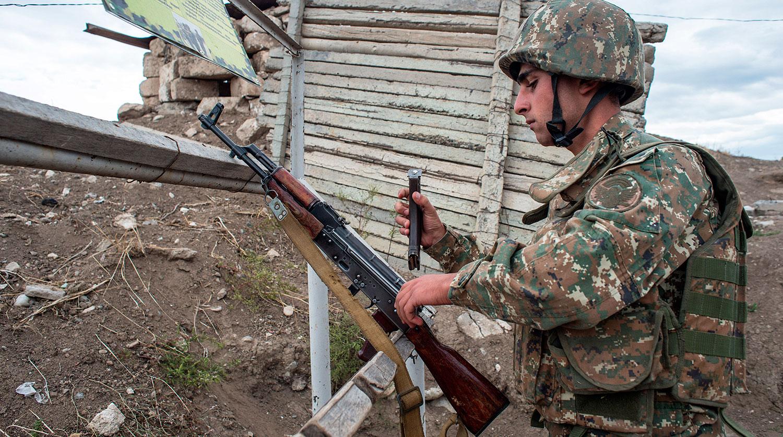 Кыргызстан Карабахтагы кырдаалга тынчсыздануусун билдирди