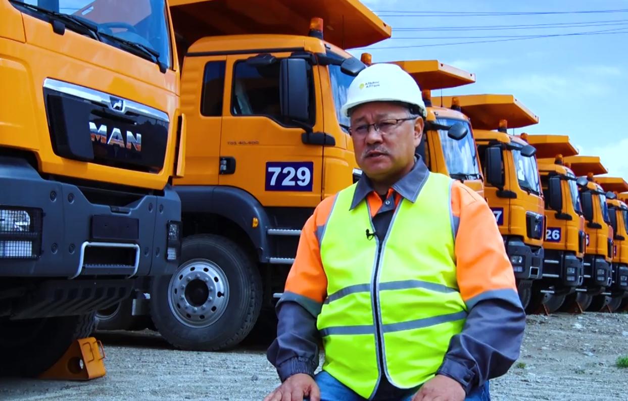 «Альянс Алтындын» директору: Эң башкы максатыбыз — комбинатты ишке киргизүү — видео