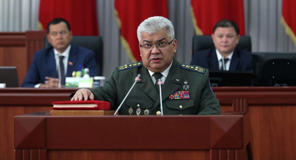 Президент УКМКнын жетекчисин кызматтан бошотту