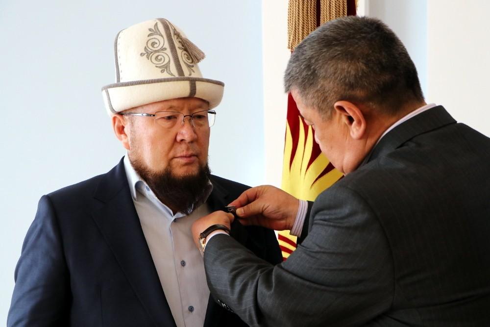 Руслан Казакбаевдин ордуна жаңы депутат келди