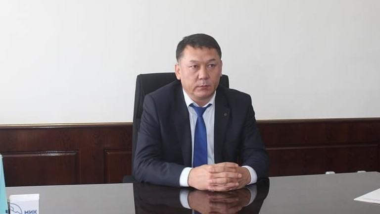Жаныбек Жалалов Баткен облусунун башчысы болду