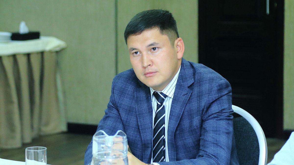 Мирбек Мияров өкмөттүн Чүй облусундагы ыйгарымдуу өкүлү болуп дайындалды