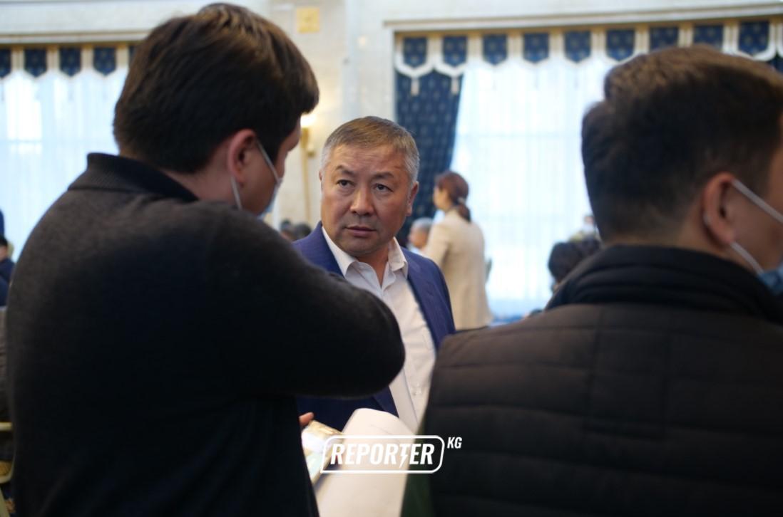 Акаев: Жогорку Кеңештин төрагалыгына Канат Исаевдин талапкерлиги каралат