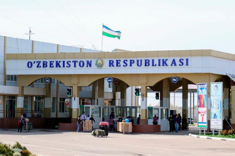 Өзбекстанга аба, темир жол жана автоунаа өткөрмө бекеттери аркылуу кирүүгө уруксат берилди