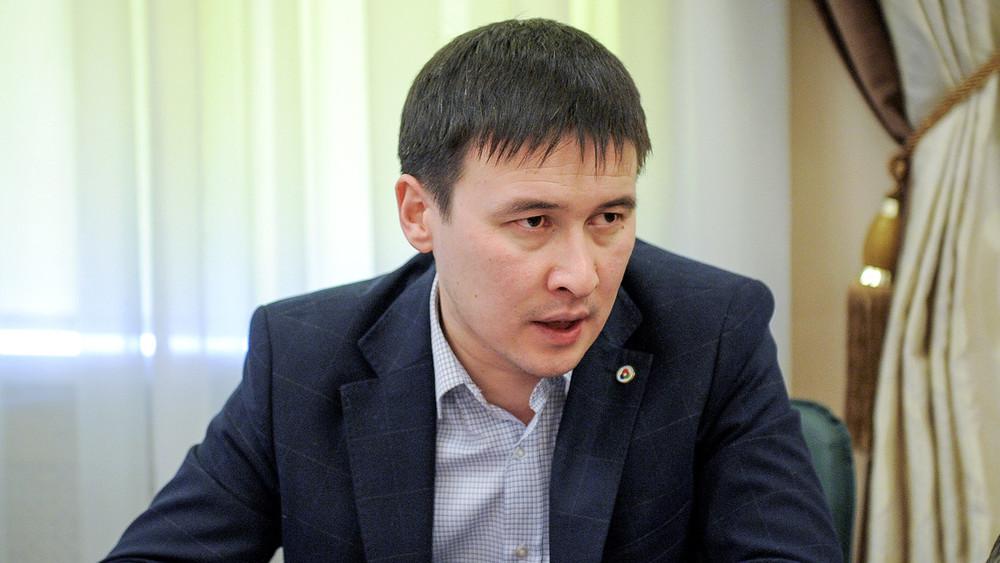 УКМК: Айбек Калиев абакка өзү кайтып келди