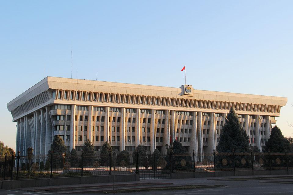 Жогорку Кеңештин сайтын көзөмөлгө алган хаккерлер 10 миң доллар талап кылышууда – сүрөт