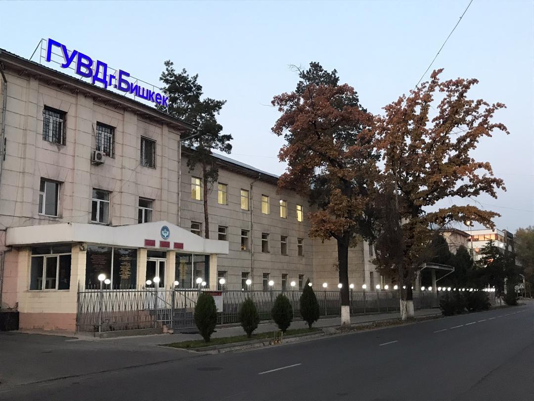 Бишкекте түн тынч өттү
