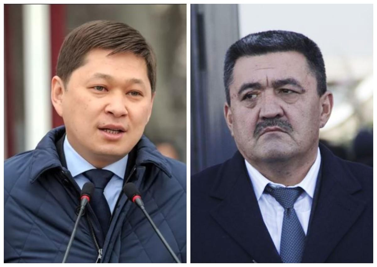 ЖАМК: Сапар Исаков менен Албек Ибраимовго иш козголду