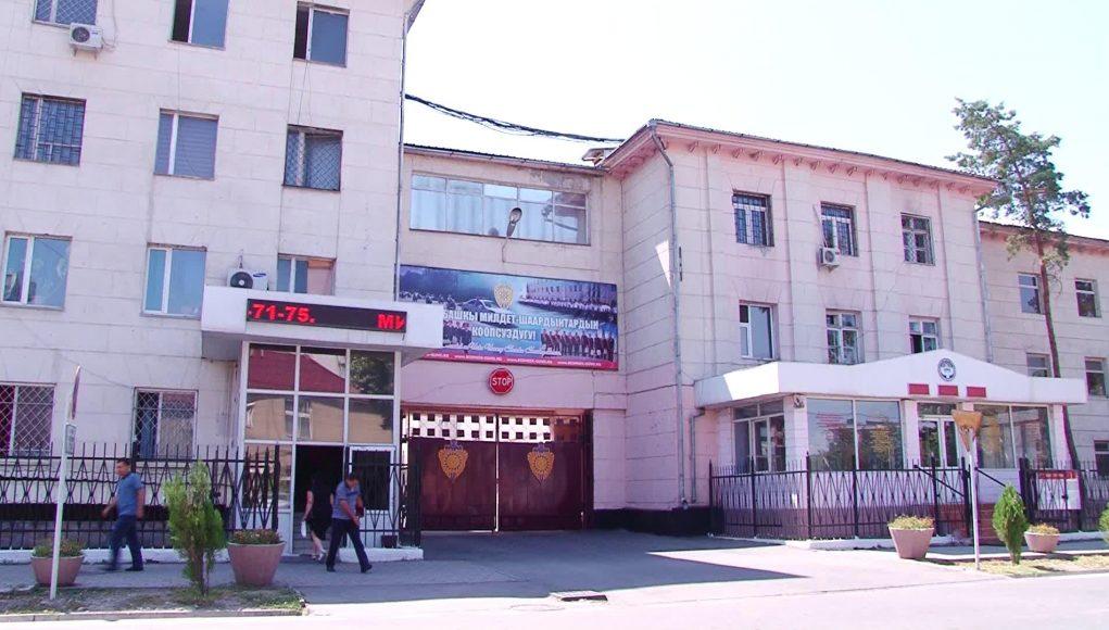 Бишкек ШИИББ: Борбор калаада абал тынч