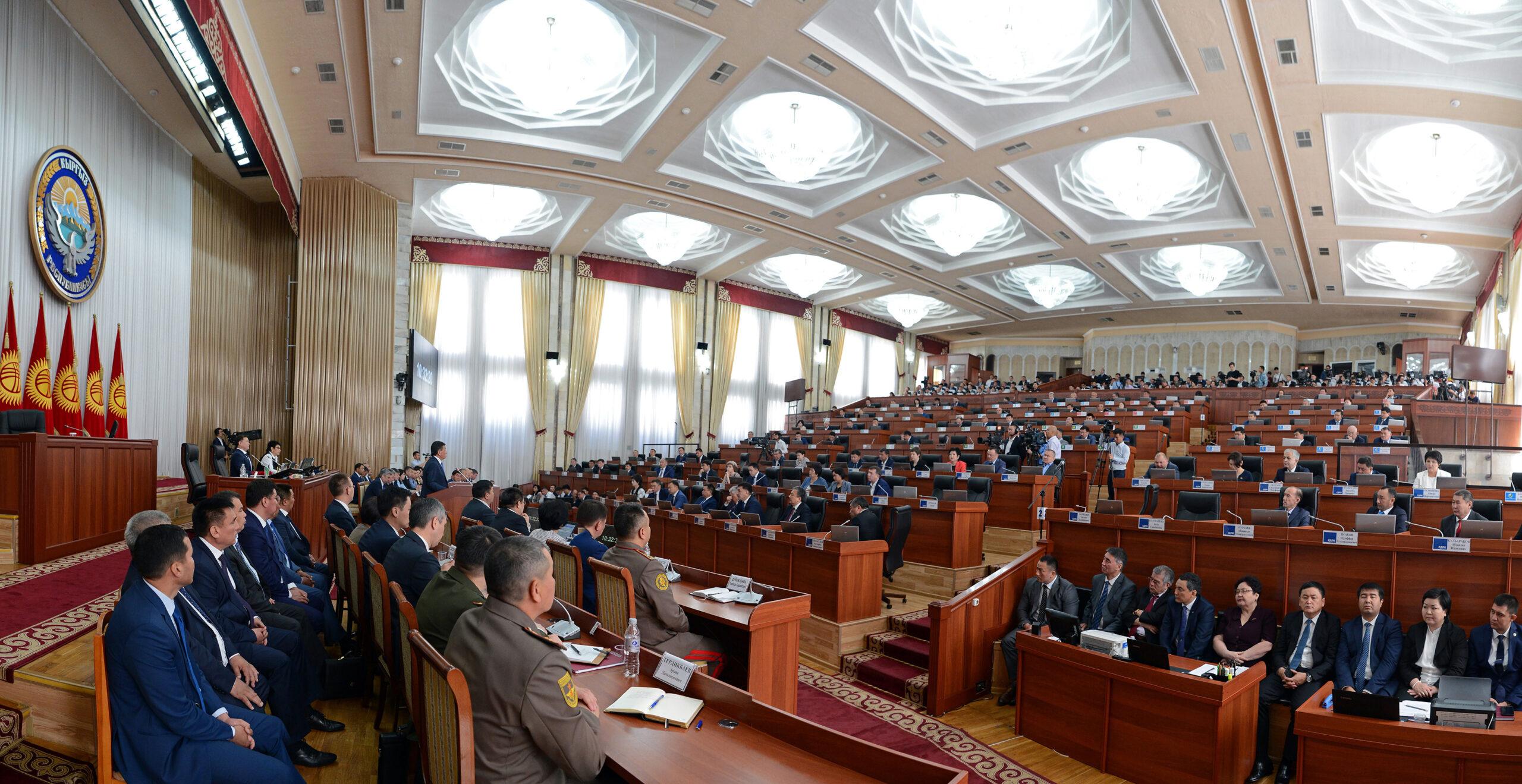 Парламентте саламаттык сактоо министрин жумуштан алуу сунушталды
