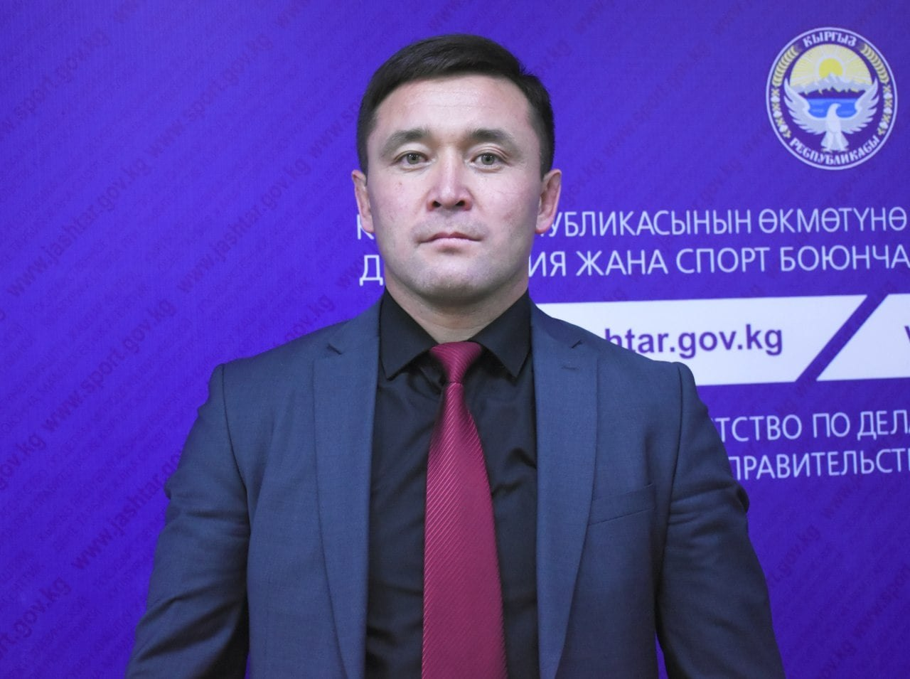 Шабданбаев дене тарбия жана спорт мамлекеттик агенттигинин директору болуп дайындалды
