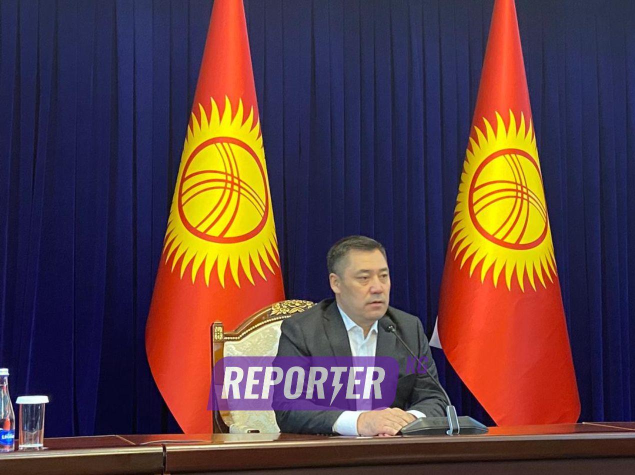 Садыр Жапаров премьер-министр болуп шайланды