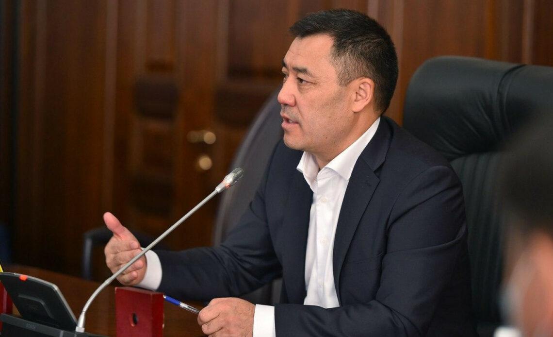 Көпчүлүк коалиция Садыр Жапаровду премьерликке жактырды
