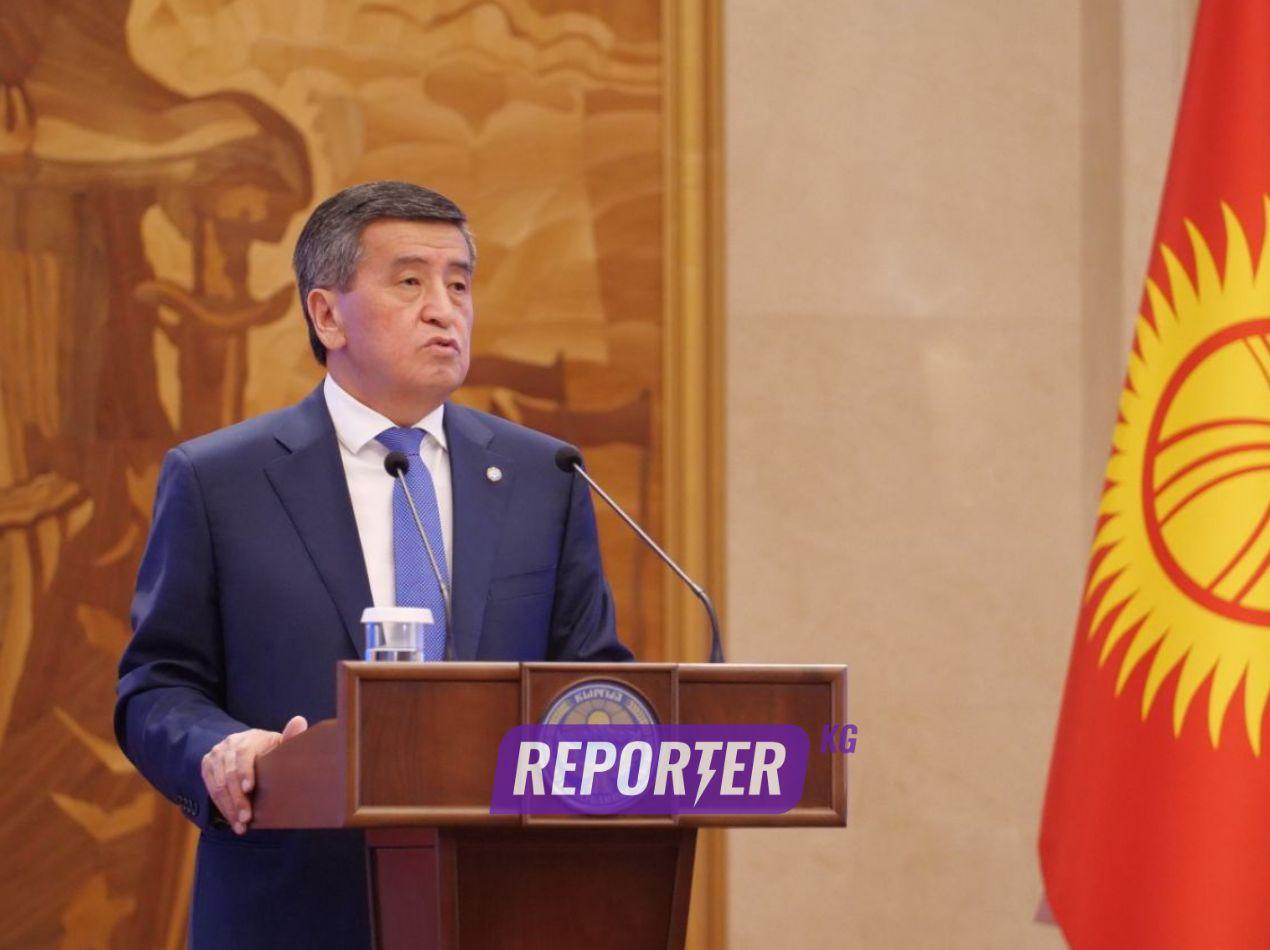 Жогорку Кеңеш Жээнбековдун отставкасын кабыл алды – видео