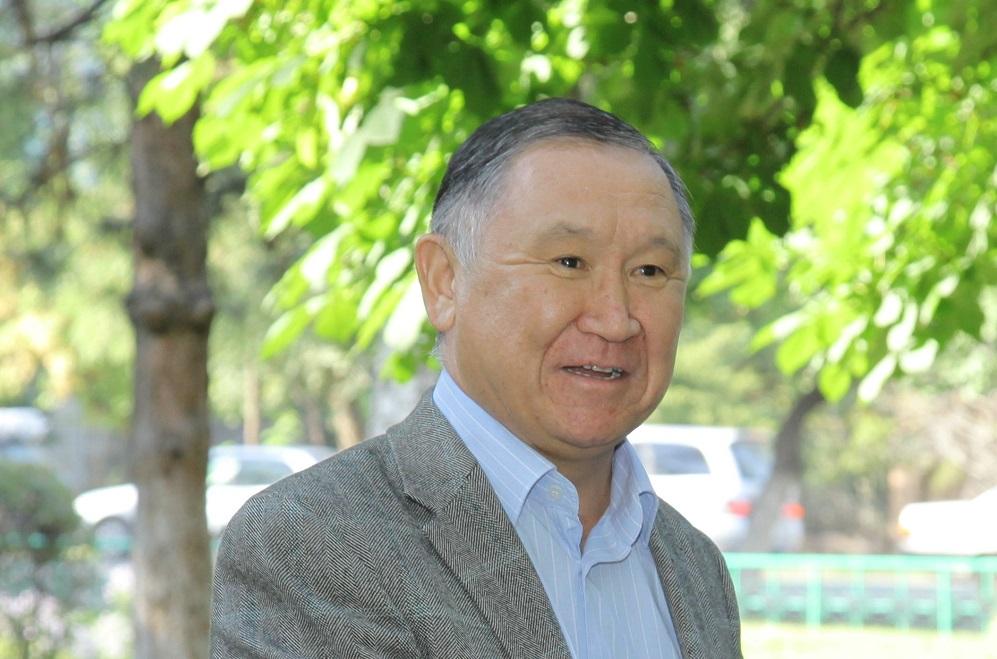 Жарасул Абдураимов Ош облусунун башчысы болуп дайындалды