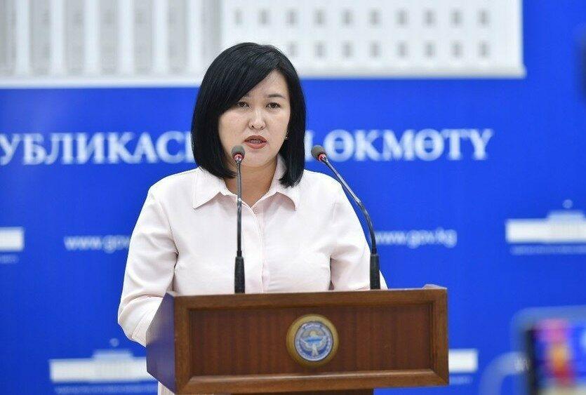 Парламент социалдык өнүктүрүү министрилигине Ализа Солтонбекованынталапкерлигин карайт