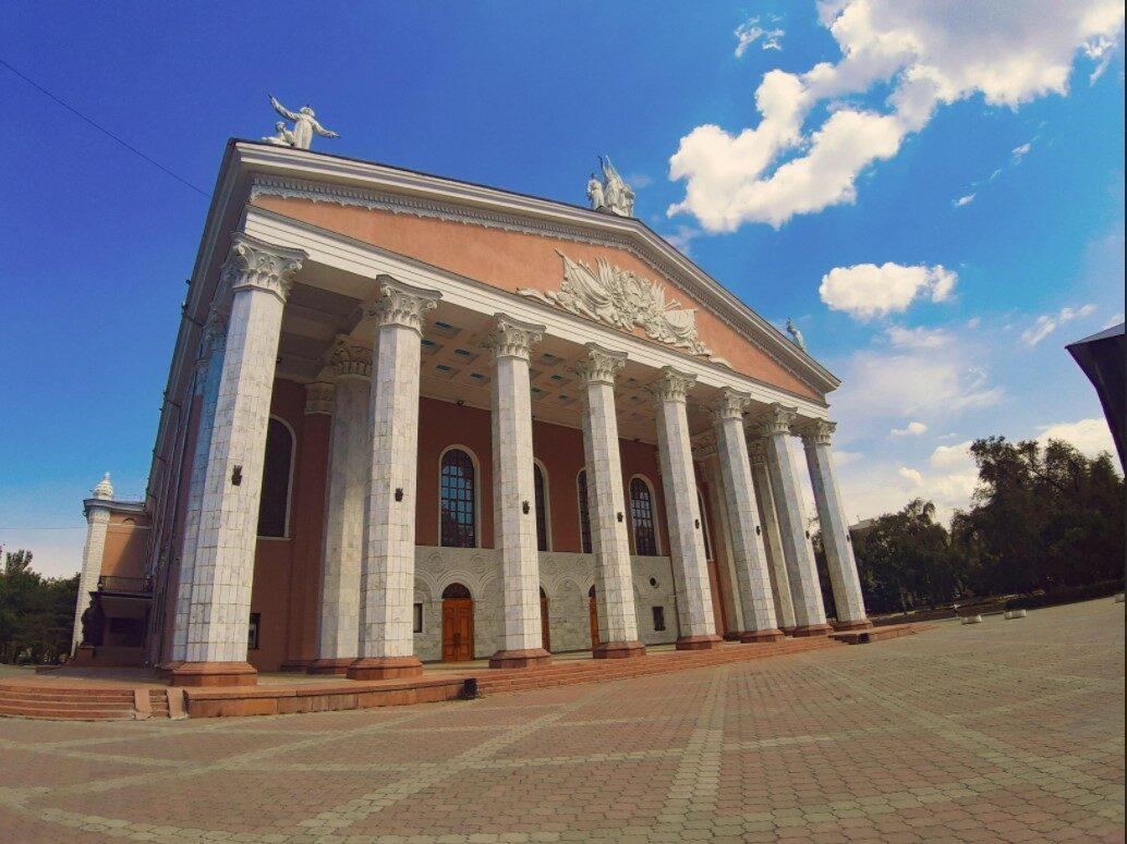Опера жана балет театры 13-декабрда иштеп баштайт