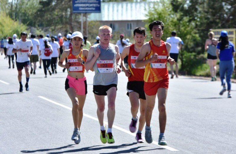 Ысык-Көлдөгү марафондо Олимп оюндарына лицензия утуу мүмкүнчүлүгү жаралды
