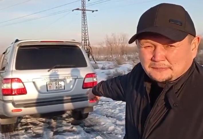 Сыймык Жапыкеев жол тандабасы тууралуу айтып берди — видео