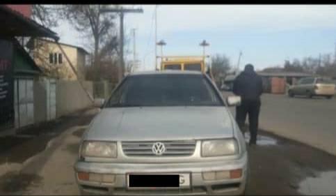 Бишкекте жөө жүргүнчүнү сүзүп качып кеткен айдоочу кармалды
