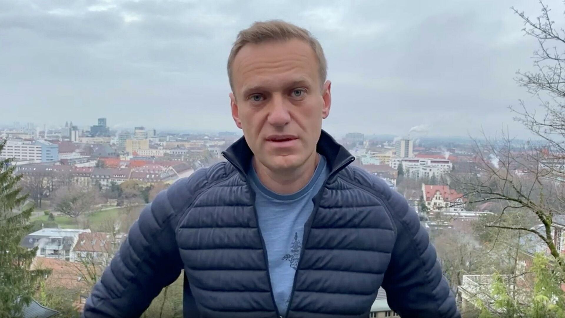 Алексей Навальный 15-февралга чейин камакка алынды