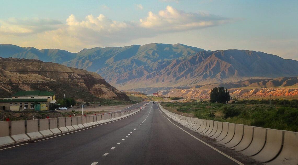 Новая дорога от Алматы до Иссык-Куля могла бы прибавлять к ВВП КР до $440 млн