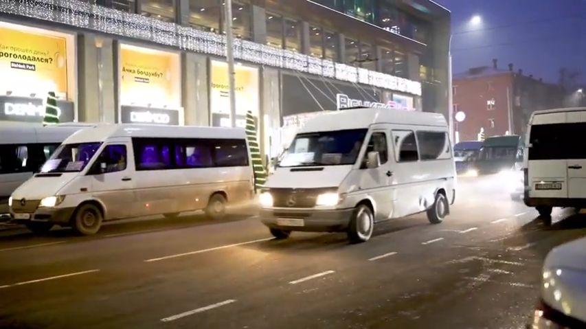 Бишкекте кайсы айдан тарта жол кире көтөрүлөрү айтылды