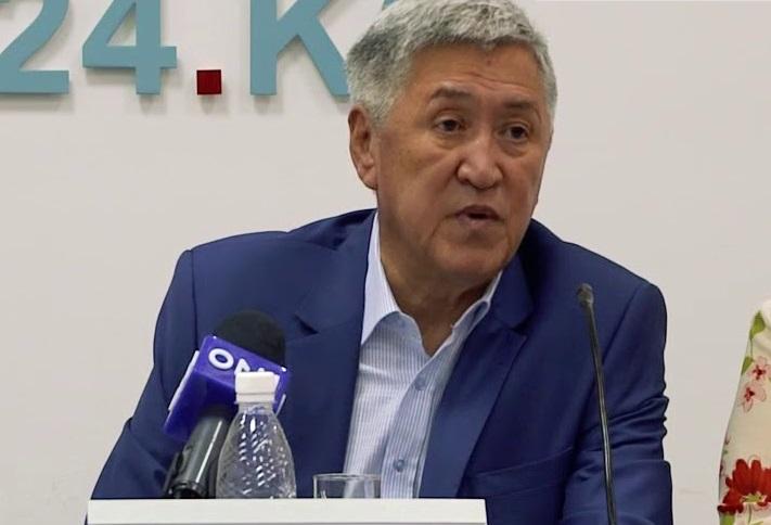 Жогорку Кеңештин аппаратынын мурдагы жетекчиси Радбек Эшмамбетов каза болду