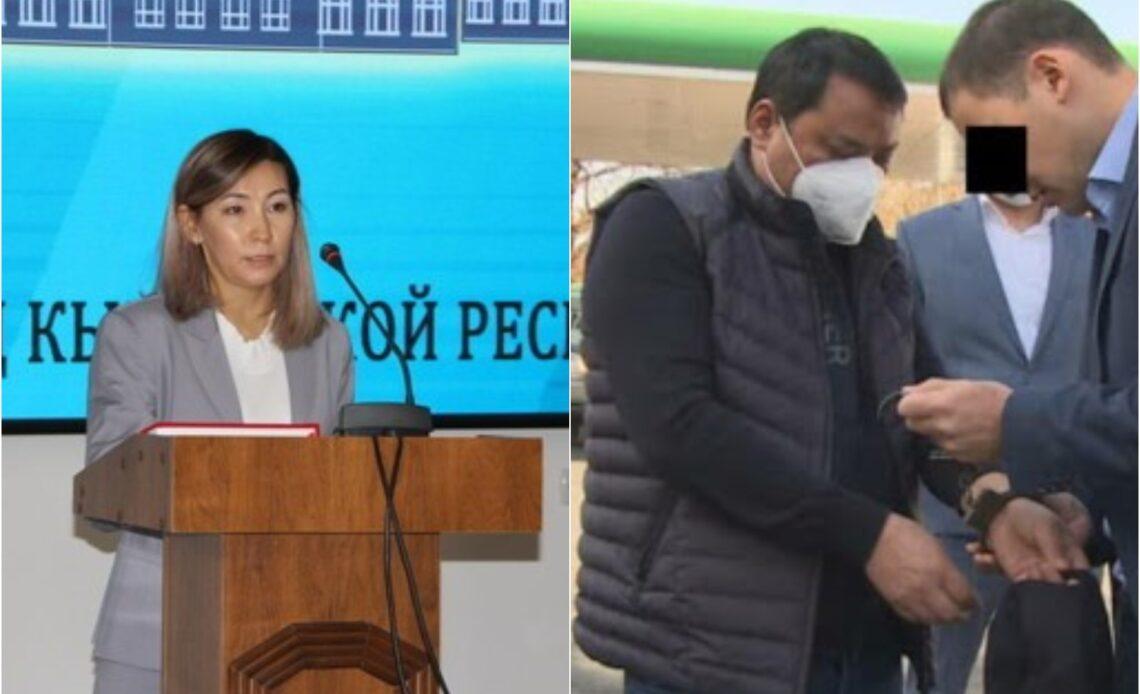 Райым Матраимовдун ишин судья Гүлзат Дыйканбаева карайт