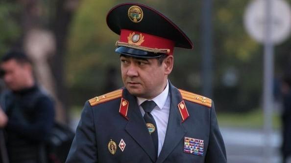 Бишкек милициясынын жетекчиси алмашты